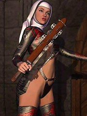 Fantastic 3d Evil Priestess With Slim Body^3d Bdsm Adult Enpire 3d Porn XXX Sex Pics Picture Pictures Gallery Galleries 3d Cartoon
