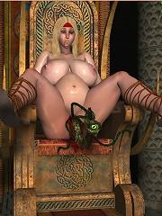 3d Sweetie Got Jizzed In Creamy Cum^demons Pleasure 3d Porn Sex XXX Free Pics Picture Gallery Galleries