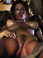 Ravishing Parlormaid Gets Pleasure On The Beach^3d Sluts 3d Porn Sex XXX Free Pics Picture Gallery Galleries