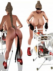 3d Brunette Squeezing Her Rack And Squirting Cum^digital Bdsm Adult Enpire 3d Porn XXX Sex Pics Picture Pictures Gallery Galleries 3d Cartoon