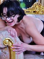 Lillian M&Hetty naughty lesbian mom sex
