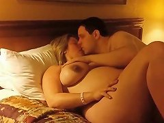 Busty Pregnant MILF In Heat Has Sex With Her Husband