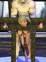 3d Dude Pumps Busty And Attractive Ladylove^kingdom Of Evil 3d Porn XXX Sex Pics Picture Pictures Gallery Galleries 3d Cartoon