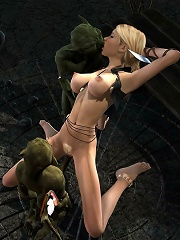 3d Baby Fucked By Goblin^kingdom Of Evil 3d Porn XXX Sex Pics Picture Pictures Gallery Galleries 3d Cartoon