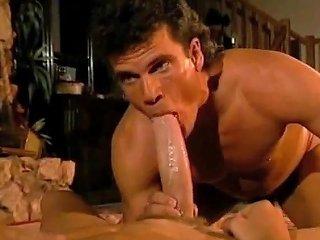 Amazing Deepthroat On Kevin Dean Huge Cock