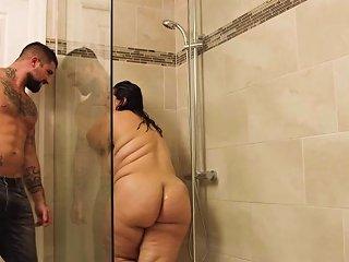 Curvaceous Bbw Karla Lane Wild And Wet Sex Porn Videos