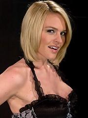 Krissy Lynn Hot Californian Blond, Faces Orgasm Overload!
