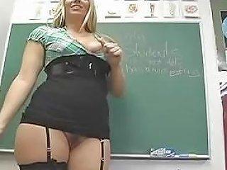 Teacher With Booty Live