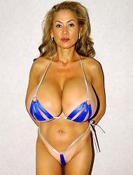 My New Blue Bikini!