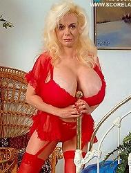 Danielle ftv in fetish costumes flashing her...