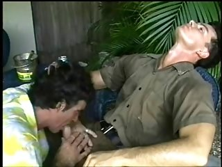 Horny Gay Bear And His Bf Can't Stop Sucking Each Other's Cocks