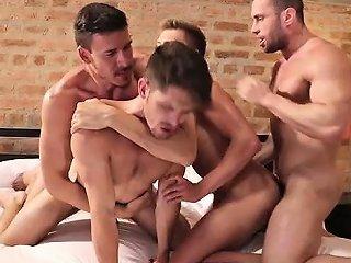 Hot Bottom Dap With Cumshot Drtuber