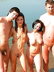 Nudist Teen Not Shy About Posing Nude At The Beach^nudist Video Voyeur XXX Free Pics Picture Pictures Photo Photos Shot Shots