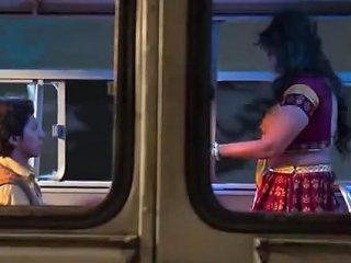 Hot Busty Desi Bhabhi Fuck In Bus With Hindi Talks