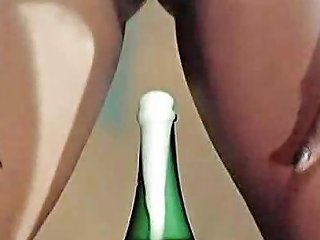 Bizarre Champagne Bottle Opening Free Porn 3c Xhamster