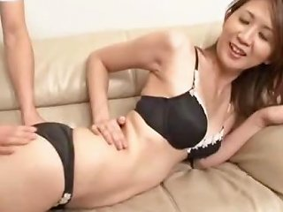 Hot Japanese Step Mom Gets An Erotic Massage From Her Son Nuvid