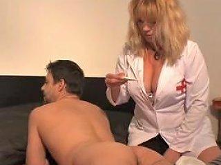 Hawt French Older Nurse Upornia Com