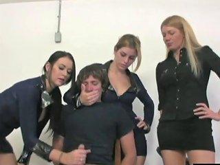 Fetishnetwork Ultimate Threesome Handjob