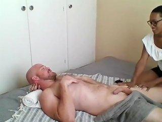 Ebony Masseus Paid To Give Happy Ending Massage Fuck Hdzog Free Xxx Hd High Quality Sex Tube