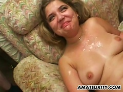 free cum video 2 amateur Milf  one  with...