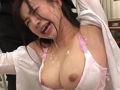 Hot Asian Babe Manami Oura Hard Fuck
