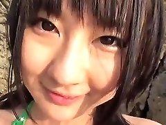 Megumi Haruka Superb Outdoor Pov Blowjob Scenes
