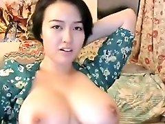 Busty Asian Chick Tits 01 Txxx Com