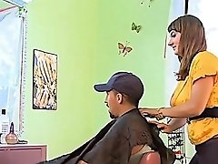Stacked Hairdresser Gets Tittyfucked Hd Porn F2 Xhamster