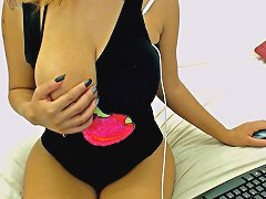 One Breast Webcam South African Porn Video C9 Xhamster