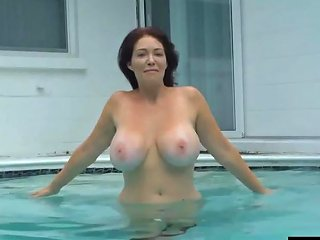 Underwater Cock Teasing With Big Tit Milf Charlee Chase
