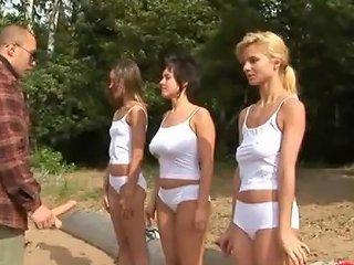 Sexy Girls Traning Bdsm