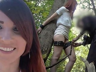 Jeny Smith Tied Up Naked In The Forest New 27 Apr 2021 Sunporno