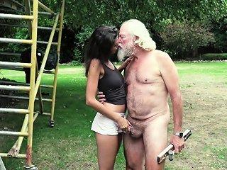 Stuck In Old Dick Nuvid