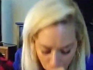 Slutty Mom Sucking Dick