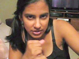 Desi Indian Epic Pov Deepthroat Blowjob Cumshot Cover