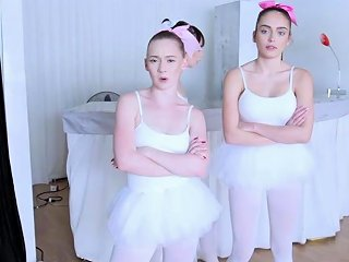 Ashley Anderson And Her Ballerina Bffs Fucked Nuvid