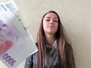 Amateur Pov Sex For Cash With Young Viktoria Sweet