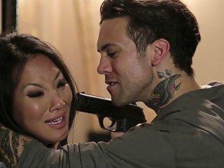 Asa Akira And Jessica Drake Enjoy Pleasuring Their Orgasm Any Porn