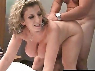 Hot Horny Milf Sara Jay Shows First Timer Kyle How To