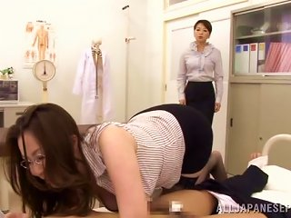 Tasty Japanese Cougars Go Hardcore With A Guy In A Ffm
