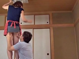 Japanese Housewife Gets Her Pussy Fingered And Fucked Deep Any Porn
