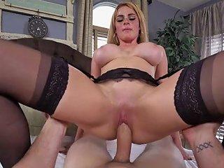 Skyla Novea Rides The Cock As Her Flesh Baloons Bounce