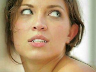 Erotic Girlfriend Sucking Her Man Before Sex