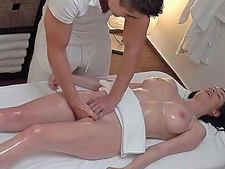Unexpected Breasts And Pussy Massage Upornia Com