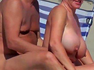 Big Tits Naked Milfs Beach Voyeur Hidden Spycamera