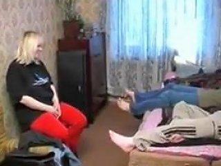 Russian Mom Marta With Two Boys 2 Txxx Com
