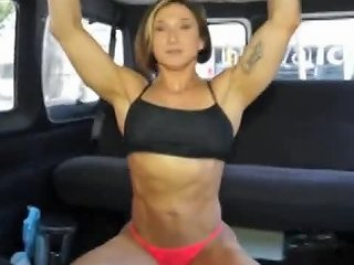 Fbb Karyn Bayres Fucked In The Bang Van