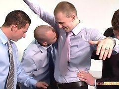 Gay cmnm audition with hot cumshot