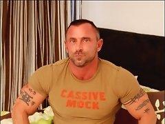 Mature Hunk Huge Muscles
