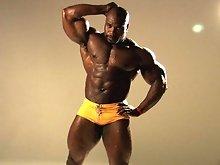 Super heavyweight Max Charles